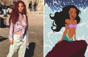 Meet Halle Bailey the beautiful new Little Mermaid Sexy Pics Hot