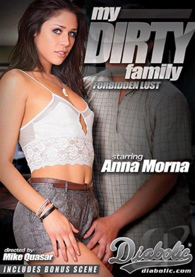 My Dirty Family 18+ DVD Diabolic
