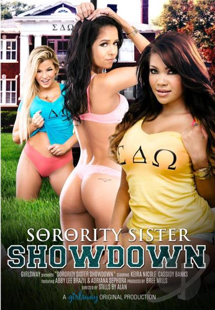 Sorority Sister Showdown XXX DVD
