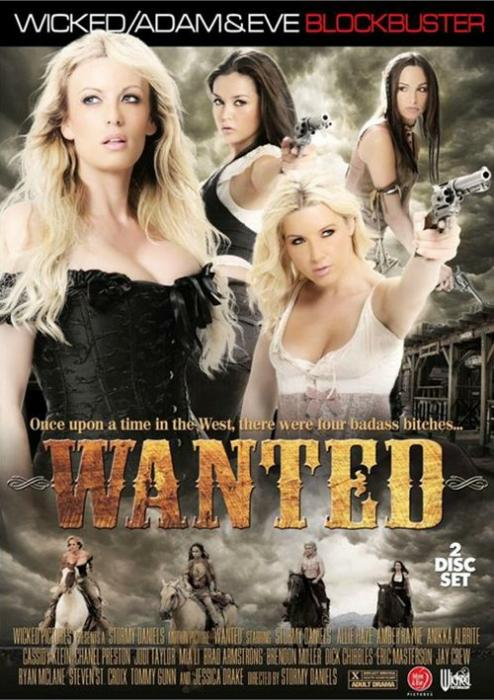 Watch full adult movie Wanted Porn Parody