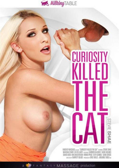 Curiosity Killed The Cat XXX DVD