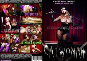 Catwoman Super-Heroine Fetish Parody