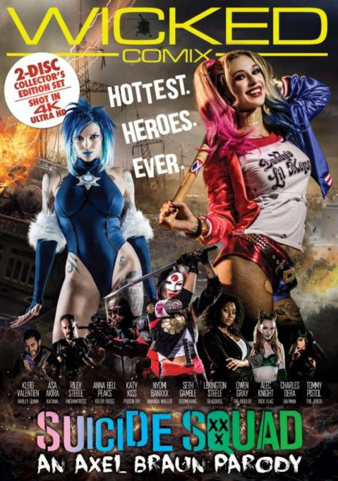Wicked Pictures Presents Suicide Squad: An Axel Braun Parody XXX