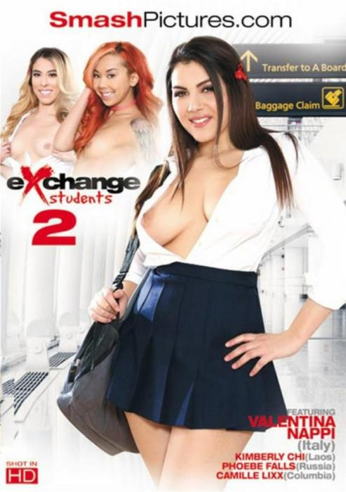 Smash Pictures, Pink Velvet, Valentina Nappi, Camille Lixx, Kimberly Chi, Phoebe Falls, Evan Stone, Mark Zane, Marcus London, Anthony R., 18+ Teens, All Sex, Foreign, Exchange Students 2, Exchange-students-2-2016-full-free-hd-xxx-dvd