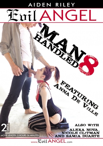 Manhandled #8 (2016) - full free hd xxx dvd