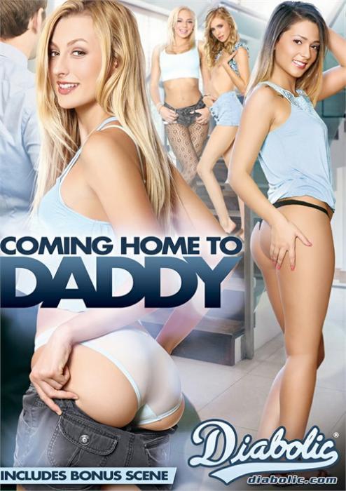 Coming Home To Daddy, Porn DVD, Diabolic Video, Tiffany Watson, Alexa Grace, Rachel James, Jaye Summers, Derrick Pierce, Marcus London, Mark Wood, Bill Bailey, All Sex, Family Roleplay, Older Men, Teens