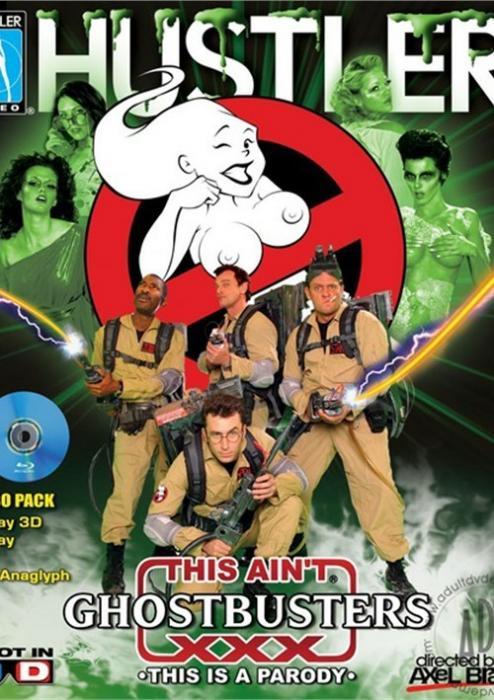 This Ain't Ghostbusters XXX Parody Movie