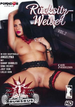 Rucksitz-Weiber Vol. 2 - XXX DVD