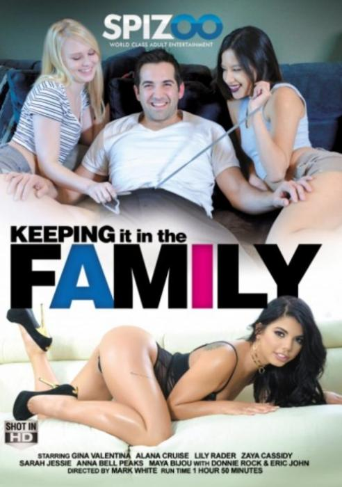 Keep it in the family porno