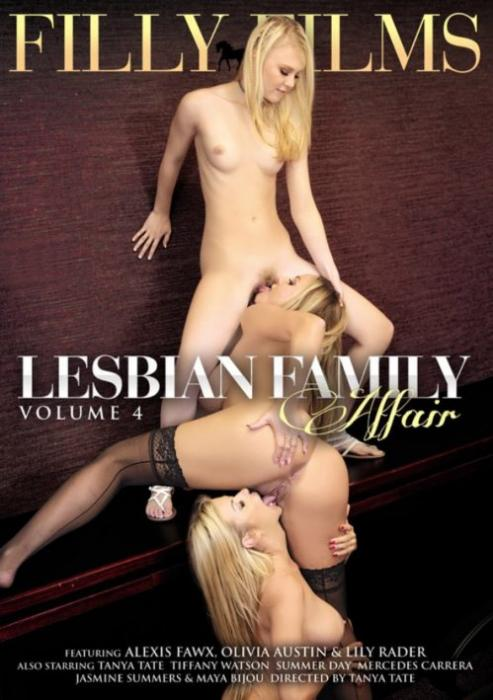 Lesbian Family Affair Vol. 4, Filly Films, Lesbian Family Affair, Tanya Tate, Alexis Fawx, Olivia Austin, Lily Rader, Tanya Tate, Tiffany Watson, Summer Day, Mercedes Carrera, Jasmine Summers, Maya Bijou, Aaliyah Love, Zoey Monroe, Karla Kush, 18+ Teens, All Girl, Lesbian, All Sex, Family Roleplay, Made For Women, Mature, MILF, Old & Young Females (18+), Threesomes