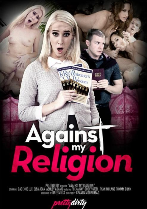 Pretty Dirty Presents Against My Religion Porn Parody Dvd