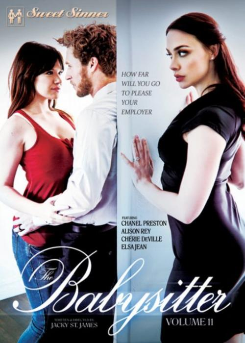 The Babysitter Vol. 11, Sweet Sinner, Jacky St. James, Chanel Preston, Alison Rey, Cherie Deville, Elsa Jean, Affairs, Love Triangles, Babysitter, Couples, Feature