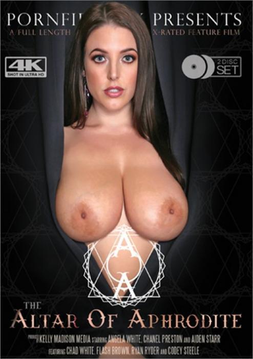 The Altar Of Aphrodite, 2017 Porn Movie, Porn Fidelity, Ryan Madison, Angela White, Chanel Preston, Aiden Starr, Chad White, Flash Brown, Ryan Ryder, Codey Steele, Adult DVD, Big Boobs, Feature, Prebooks