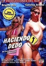 Haciendo Dedo Latina Sexo Movie