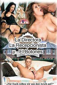 La Directora, La Recepcionista Y El Botones XXX