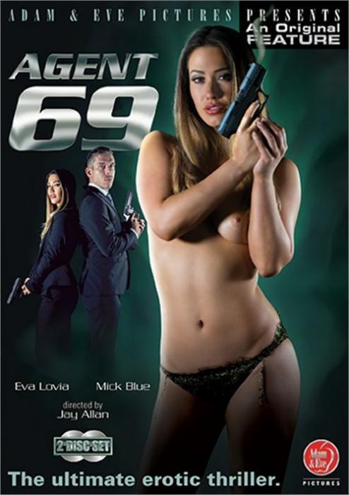 Agent 69 XXX DVD from Adam & Eve