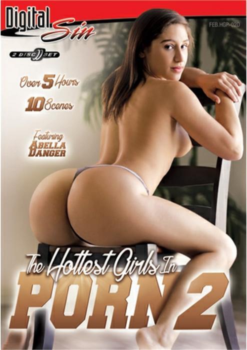 The hottest girls in porn 2 (2017) XXX DVD