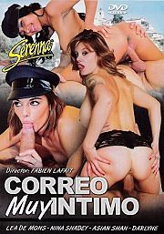 Correo muy íntimo XXX DVD
