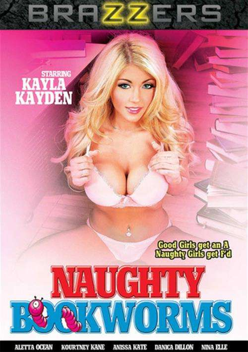 Naughty Bookworms Porn DVD from Brazzers