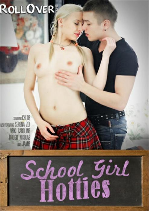 School Girl Hotties Porn DVD from Roll Over Films