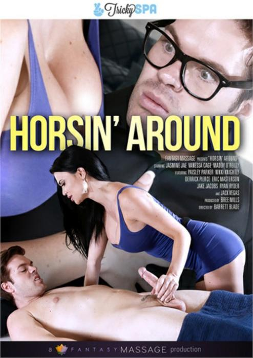 Horsin' Around Porn DVD from Fantasy Massage