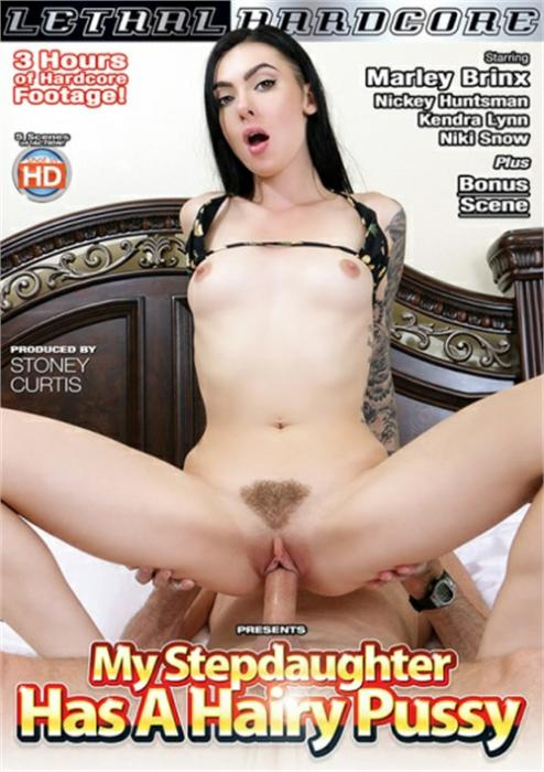 My Stepdaughter Has A Hairy Pussy XXX DVD from Lethal Hardcore