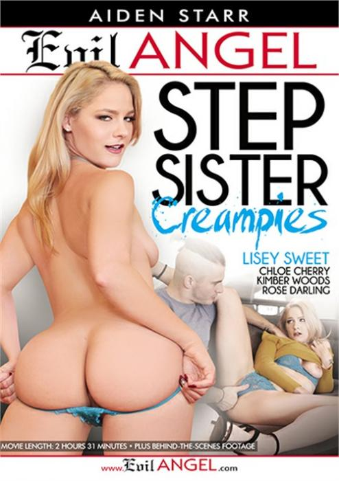 Step Sister Creampies XXX DVD from Evil Angel
