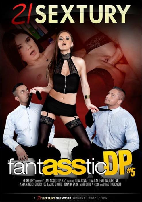 21 Sextury is proud to present Fantasstic DP #5
