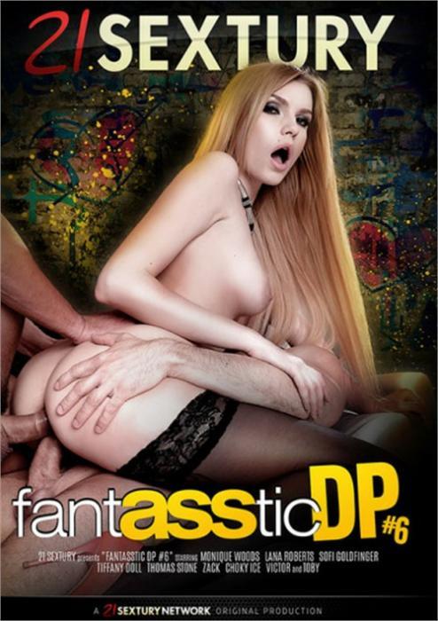 21 Sextury is proud to present Fantasstic DP #6