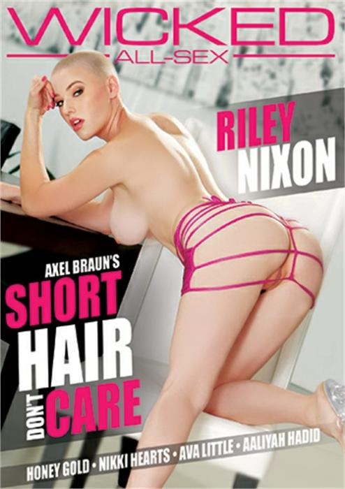 Axel Braun's Short Hair Don't Care XXX DVD from Wicked Pictures