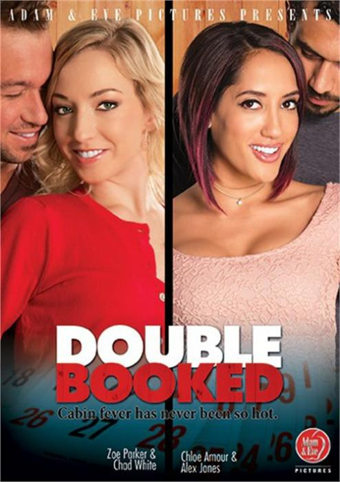 Double Booked Porn DVD