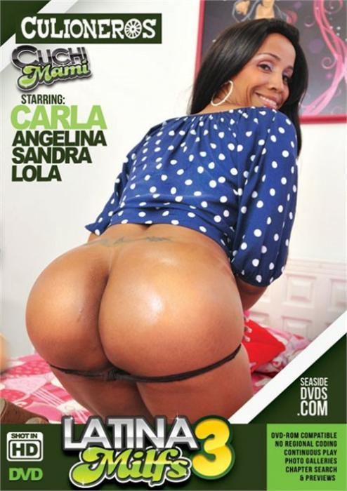 Latina Milfs 3 Porn DVD from Culioneros