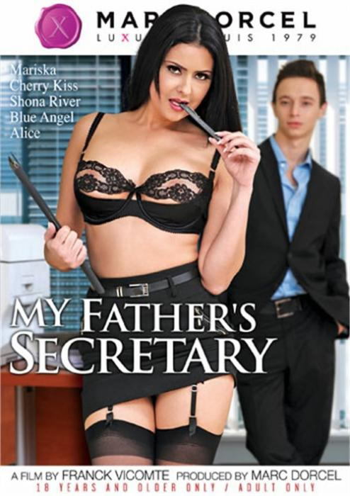 My Father's Secretary Porn DVD from Marc Dorcel