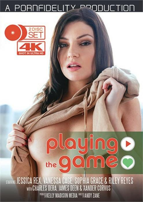 Playing The Game Porno DVD by PornFidelity