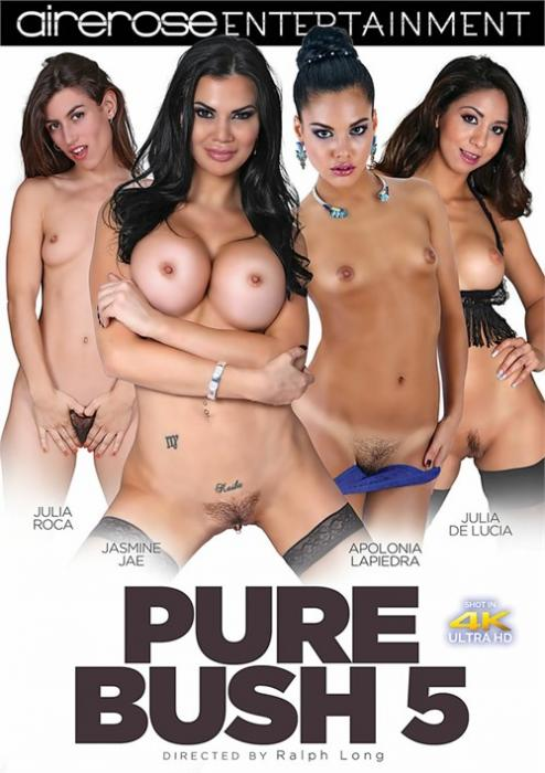 Pure Bush 5 Porn DVD by Airerose Entertainment