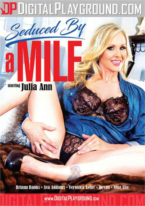 Seduced By A MILF Porn DVD from Digital Playground