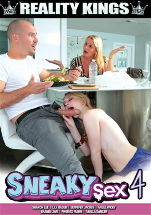 Sneaky Sex 4 Porn DVD by Reality Kings