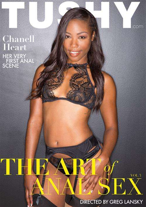 The Art Of Anal Sex 3 Porn DVD from Tushy