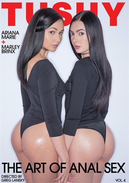 The Art Of Anal Sex 4 Porn DVD from Tushy