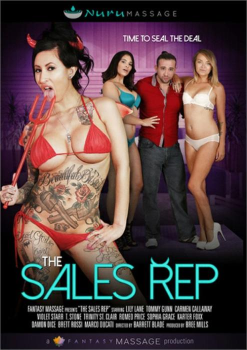 The Sales Rep Porn DVD from Fantasy Massage