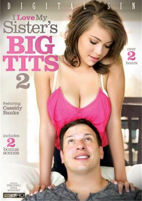 I Love My Sister's Big Tits 2 Porn DVD from Digital Sin