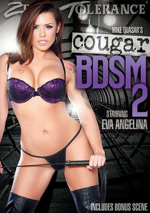 Cougar BDSM 2 Adult DVD