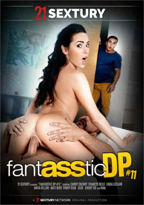Fantasstic DP #11 XXX DVD from 21 Sextury Video (Pulse)