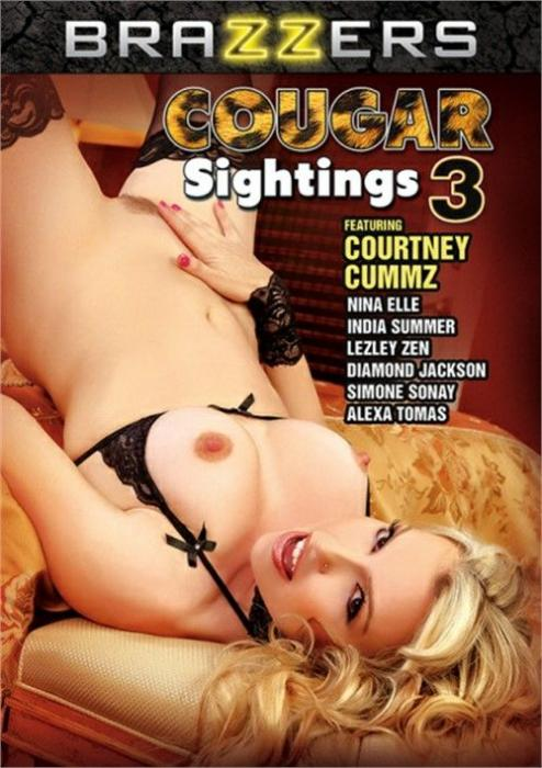 Free Streaming Download Cougar Sightings 3 XXX Movie on demand from Brazzers