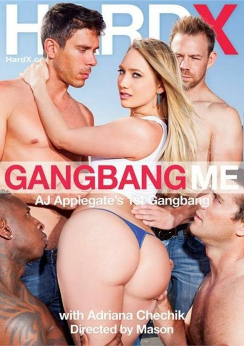 Download Gangbang Me XXX DVD on demand from HardX
