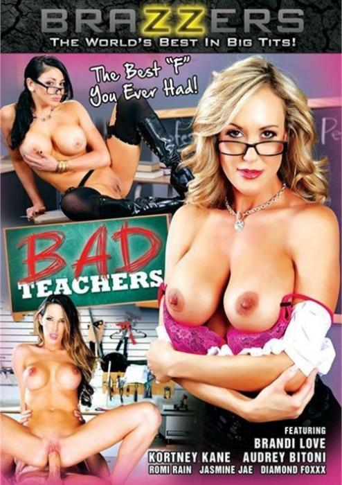 Bad Teachers Porn DVD from Brazzers