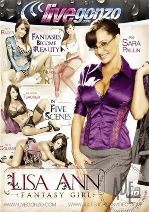 Free Watch and Download Lisa Ann Fantasy Girl XXX Video Instantly by Live Gonzo