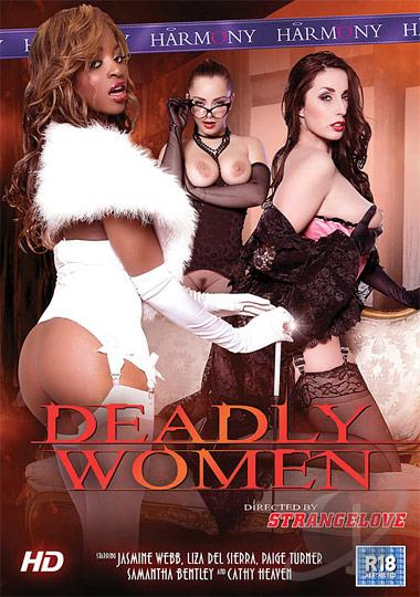 Play Now Deadly Women XXX Adult Movie DVD