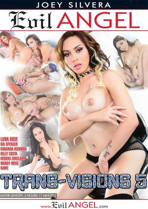 Free Watch and Download Trans-Visions 5 XXX DVD Instantly by Evil Angel