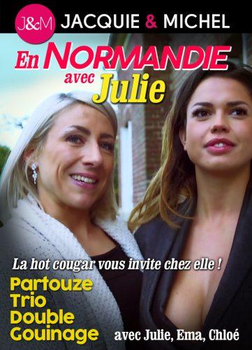En Normandie avec Julie